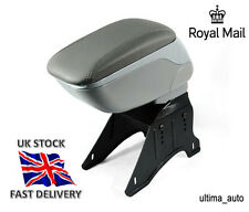 GREY Armrest Centre Arm Console for VAUXHALL Opel Corsa B C D Combo Tigra NEW