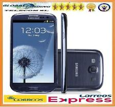 SAMSUNG GALAXY S3 i9300 Blue NAVY FREE PHONE SMARTPHONE 16GB Pebble Blue