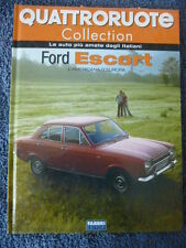 rare book FORD ESCORT  - 50 pages hard cover