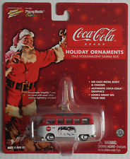 "Johnny Lightning – VW Bus T1 Samba ""Coke/X-Mas"" Neu/OVP"