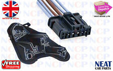 PEUGEOT 308 REAR TAIL LIGHT BULB HOLDER & WIRING CONNECTOR REPAIR KIT LH REAR