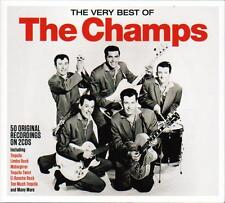 THE CHAMPS - THE VERY BEST OF (NEW SEALED 2CD)