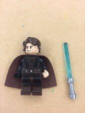 Lego Star Wars 9526 - Anakin Skywalker Sith Face Minifig w Lightsaber NEW SW419