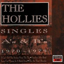 Hollies Singles a's & b's 1970-1979 (20 tracks, 1993, UK) [CD]