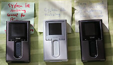 Lot of 3 iRiver MP3 Players -  H10 (5GB & 6GB) Partially working or for parts