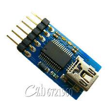 1 x FT232RL USB to Serial adapter module USB TO 232 Arduino download cable