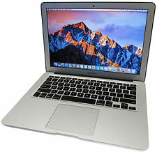 "Apple MacBook Air 5,2 13.3"" Core i7-3667U 2GHz 256GB SSD 8GB X Sierra Mid-2012"