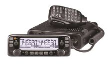 ICOM IC-2730A Deluxe 2M/440 High Power Dual-band VHF UHF FM Mobile Radio - NEW