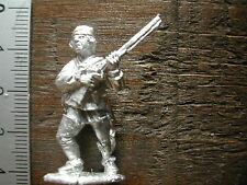 SOLDAT COMPAGNIE FRANCHE/FRENCH INDIAN WARS/MUSKETS & TOMAHAWKS MINIATURE P259