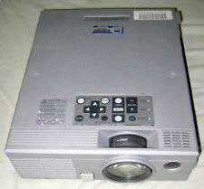 Mitsubishi LVP-X70UX LCD Projector Low Lamp Hours
