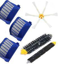 Bürsten und Filter AeroVac Set für iRobot Roomba Serie 600 620 630 650 660 NEU