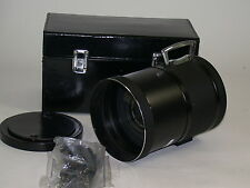 Sigma 4/500 500mm f4 xq mirror spiegeltele lens t2 Super Rare defectuoso/14