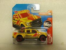HOT WHEELS 2017 65/365 RESCUE 10/10 FORD F 150  NEW ON CARD