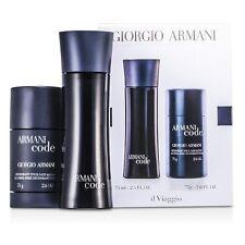 Giorgio Armani Armani Code Coffret: EDT Spray + Deodorant Stick 2pcs