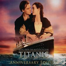 Titanic - 2 x CD Complete Score - Anniversary Edition - James Horner