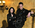 GFA Warehouse 13 * EDDIE McCLINTOCK * Signed 8x10 Photo E3 COA