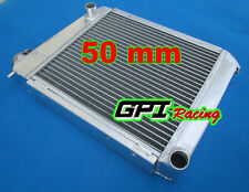 50MM ALLOY RADIATOR MINI COOPER S,ONE,CLUBMAN,850/998/1098/1275 CC GT 1959-1996