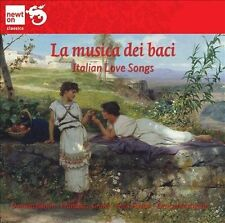 La Musica dei Baci: Italian Love Songs (CD, Sep-2013, Newton Classics (Label))
