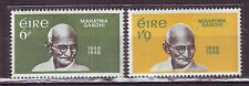 Eire(Ireland)-Gandhi 2 Diff. 6 P & I/ 9 MNH Condition Stamps #G08