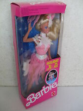 barbie holiday on ice collection collector doll poupee puppe pop 1989 NRFB 7365