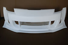 for 350Z 03-08 Nissan AM style Poly Fiber Front bumper body kit front plus lip