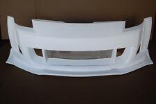 for 350Z 03-08 Nissan AM style Poly Fiber Front bumper body kit front plus lip
