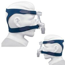 Black Headger for Respironics Comfort Gel Full Face Mask CPAP head WITHOUT MASK