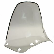 "Yamaha Phazer 480, 1984-1998, 13"" Smoke Windshield"