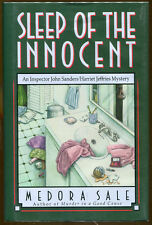 Sleep of the Innocent by Medora Sale-Publisher Review Copy-1st Ed./DJ-1991