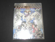 PS3 Liberation Maiden SIN New and sealed Japan Imported Video Game Japanese