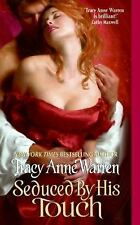 Seduced By His Touch by Warren, Tracy Anne, Good Book