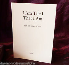I AM THE I THAT I AM Finbarr Occult Grimoire White Magic Magick Witchcraft