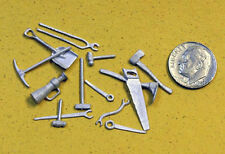 O/On2/On30/On3  G C Design Group Assorted scale tools (10 pieces)