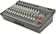 Citronic CSP-714 Powered Mixer Amplifier 1000W FX Band DJ School Mixing Desk