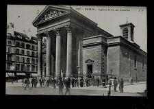598-PARIS -127 Eglise N-D. de Lorette. (J.H.)