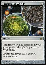 Foil - CROGIOLO DI MONDI - CRUCIBLE OF WORLDS Magic 5DN Foil