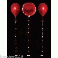 Balloon Weight with 1m of Floating LED Lights Partyware brighten up your party
