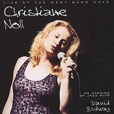 Live at West Bank Cafe by Christiane Noll (CD, Car-Jam Records)