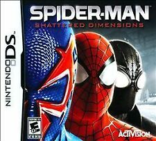 Spider-Man: Shattered Dimensions (Nintendo DS, 2010)
