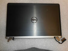 Genuine Dell Latitude E6230 laptop Lcd back Cover Lid W/ Hinges-LAB02- R4N95