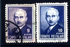 TURKEY - TURCHIA - 1946 - Ismet Inonu (1884-1973), secondo presidente