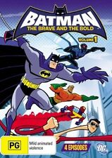 Batman - The Brave And The Bold : Volume 1 (DVD, 2009)
