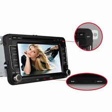 "New Android 4.4 7"" Car Stereo DVD Player GPS Navigation WiFi E1 for Volkswagen"