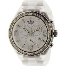 Adidas Cambridge Watch white clear