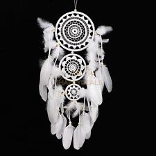 Handmade Lace Dream Catcher Feathers Car Wall hanging Decoration Ornament Gift