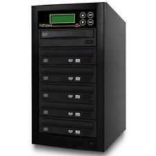 DVD burner Copystars 1-5 Liteon /Asus 24X CD DVD Burner Duplicator Copier tower