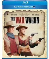War Wagon [Includes Digital Copy] [Ultra (2014, REGION A Blu-ray New) BLU-RAY/WS
