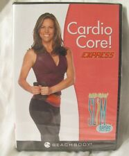 Debbie Siebers sealed new workout video Cardio core express