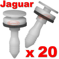 20 JAGUAR S X TYPE PORTA CARD CLIP Pannello Trim Interior Fastener