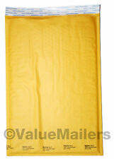 400 #5 (KRAFT) BUBBLE MAILERS PADDED ENVELOPES 10.5x16